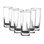 Ocean Plaza Hi-Ball Glass 405ml Set of 6-boxed-tumblers-What's Cooking Online Store