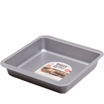 Baker & Salt Non-Stick Square Brownie Tin 24cm-cake-tins-and-baking-trays-What's Cooking Online Store