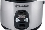 Westinghouse Rice Cooker 10 Cup Stainless Steel RC10C01SS-specialty-What's Cooking Online Store