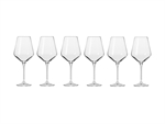 Krosno Avant Garde Wine Glass Red 490ML 6pc Gift Boxed-boxed-stemware-What's Cooking Online Store