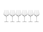 Krosno Avant Garde Wine Glass 460ML 6pc Gift Boxed-boxed-stemware-What's Cooking Online Store