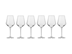 Krosno Avant Garde Wine Glass 390ML 6pc Gift Boxed-boxed-stemware-What's Cooking Online Store