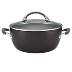 Anolon Endurance Casserole 30cm-casseroles-What's Cooking