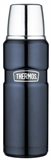 Thermos Vacuum Insulated Flask Stainless Steel 470ml Blue-thermos-What's Cooking