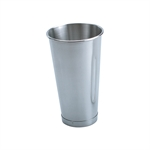 Chef Inox Milk Shake Cup Stainless Steel 18cm-tumblers-What's Cooking