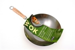 D.Line Carbon Steel Wok 27cm-asian-cooking-What's Cooking