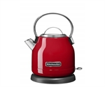 KitchenAid Compact Kettle 1.25 Litre Empire Red-kettles-What's Cooking