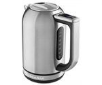 KitchenAid Kettle Programable Kettle 1.7 Litre Stainless Steel-toasters-and-kettles-What's Cooking