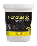 Fondtastic Mini Tub 225g Yellow-cake-decorating-What's Cooking Online Store