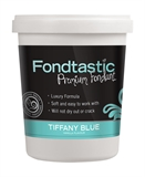 Fondtastic Mini Tub 225g Tiffany Blue-cake-decorating-What's Cooking Online Store