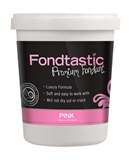 Fondtastic Mini Tub 225g Pink-cake-decorating-What's Cooking Online Store