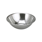 Chef Inox Mixing Bowl Stainless Steel 235x75mm -2.2L-mixing-bowls-What's Cooking
