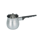 Chef Inox Turkish Coffee Pot 340ml Stainless Steel-coffee-and-tea-accessories-What's Cooking Online Store