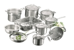 Scanpan Impact Cook Set 10 Piece-cookware-sets-What's Cooking Online Store