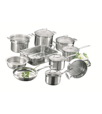 Scanpan Impact Cook Set 10 Piece
