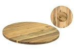 Peer Sorensen Lazy Susan Round 45cm -timber-and-cheese-boards-What's Cooking