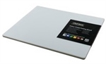 Chef Inox Cutting Board PVC White 51cm x 38cm x 1.2cm-chopping-boards-What's Cooking