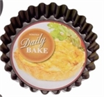 D.Line Quiche Loose Base Non-Stick 10cm-cake-tins-and-baking-trays-What's Cooking Online Store