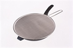 D.Line Splatter Screen Stainless Steel Round 33cm-cookware-accessories-What's Cooking Online Store