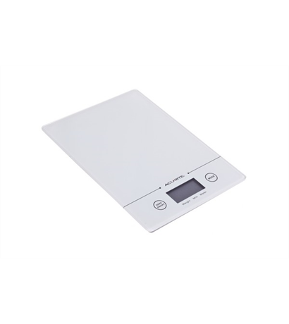 Acu-Rite Scale Slim Line Digital Scale Red 1g Increments up to 5kg