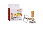 Al Dente Ravioli Cutter Set Square Round-pizza-and-pasta-What's Cooking Online Store