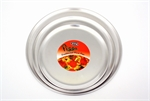 Al Dente Aluminium Pizza Pan 35cm-pizza-and-pasta-What's Cooking Online Store