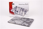 D.Line Grey Marble Pastry Board 40cm x 30cm-baking-utensils-and-accessories-What's Cooking