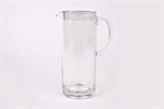 Pizzazz Polycarbonate Pitcher with Lid 1.75 Litre-acrylic-drinkware-What's Cooking