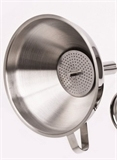 D.Line Funnel Stainless Steel Large With Strainer-general-What's Cooking Online Store