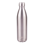 Oasis Insulated Drink Bottle Stainless Steel 750ml Silver-water-and-sports-bottles-What's Cooking