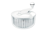 D.Line Salad Spinner 5.5 Litre White-strainers-and-colanders-What's Cooking Online Store