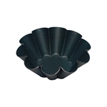 Chef Inox Brioche Mould 10 Ribbed-cake-tins-and-baking-trays-What's Cooking