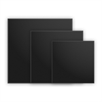 "MONDO Cake Board Square  Black 8"" 20cm-cake-decorating-What's Cooking"