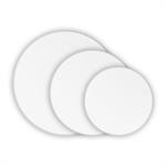 "MONDO Cake Board Round  White 8"" 20cm-cake-decorating-What's Cooking"
