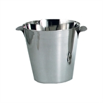 Chef Inox Wine Bucket Stainless Steel-ice-trays-and-cooling-What's Cooking