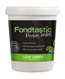 Fondtastic Fondant 900g Leaf Green-cake-decorating-What's Cooking Online Store