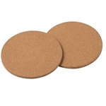 Cuisena Cork Trivets Set of 2 18cm x .75cm-utility-storage-What's Cooking Online Store