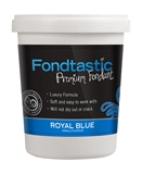 Fondtastic Fondant 900g Royal Blue-cake-decorating-What's Cooking Online Store