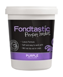 Fondtastic Fondant 900g Purple-cake-decorating-What's Cooking Online Store