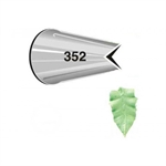 Wilton Icing Tip 352 Leaf -wilton-What's Cooking