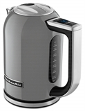 KitchenAid Kettle Programable Kettle 1.7 Litre Contour Silver-kitchenaid-What's Cooking