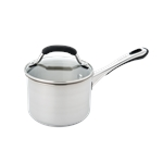 Raco Contemporary Saucepan 18cm 2.8 Litre Stainless Steel-saucepans-What's Cooking