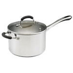 Raco Contemporary Saucepan 20cm 3.8 Litre Stainless Steel-saucepans-What's Cooking