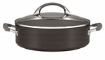 Anolon Endurance Sauteuse 28cm 4.7L-saute-and-chef-pans-What's Cooking