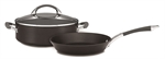 Anolon Endurance+ Cookset 2 Piece -cookware-sets-What's Cooking