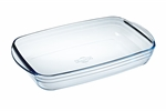 O'Cuisine Rectangular Roaster 2 Litre 32 x 20cm-oven-to-table--What's Cooking