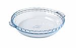 O'Cuisine Pie Dish With Handles 26 x 23cm-o'cuisine-What's Cooking