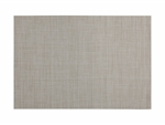 Maxwell & Williams Placemat Cross Hatch 45x30cm Taupe-placemats-and-napkins-What's Cooking