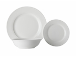 Maxwell & Williams White Basics European Rim Dinner Set 18pc Gift Boxed-dinner-sets-What's Cooking Online Store