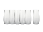 Maxwell & Williams Mansion Stemless Flute Set of 6 230ml-dining-What's Cooking